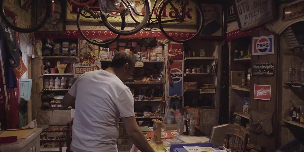 Oyuncak Bakkal / The Toy Grocery (11') Yapım Yılı: 2018 Yönetmen: İsmail Kurt Film Türü: Belgesel (1)