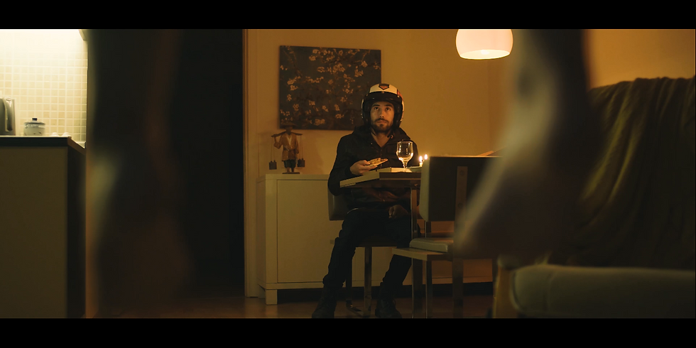 Son Akşam Yemeği / The Last Supper (13') Yapım Yılı: 2020 Yönetmen: Selinay Güneş Film Türü: Kurmaca (1)