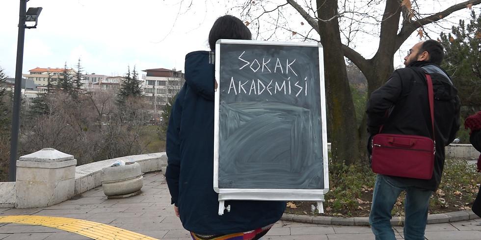 Sokak Akademisi / The Street Academy (24') Yapım Yılı: 2020 Yönetmen: Rıdvan Karaman Film Türü: Belgesel (1)