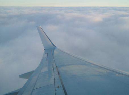 Getuigenis in het vliegtuig: Marleen