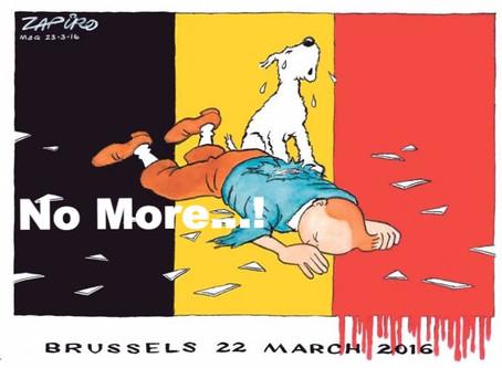 *GEBEDSALARM* - Islam 'bezet' België d.m.v. tweeledige strategie