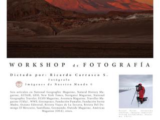 Workshop. El Arte de Fotografiar en tus Viajes, 25 y 26 de Noviembre. Viña del Mar / Chile.