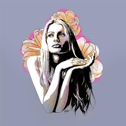 Goddess- Lavender