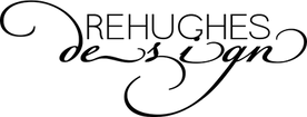 rehughes design logo