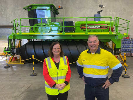 Queensland company exporting local resources innovation to South America