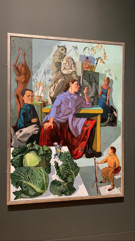 Extraordinary Paula Rego retrospective
