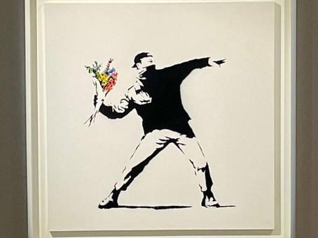 Crypto Banksy