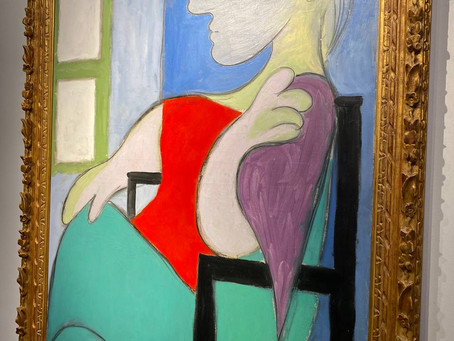 1932 Picasso at Christie's