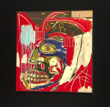 1983 Basquiat sold for $93m