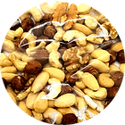 flexible packaging dried fruits nuts