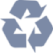 recycling symbol icon tinyPNG 124 138 16