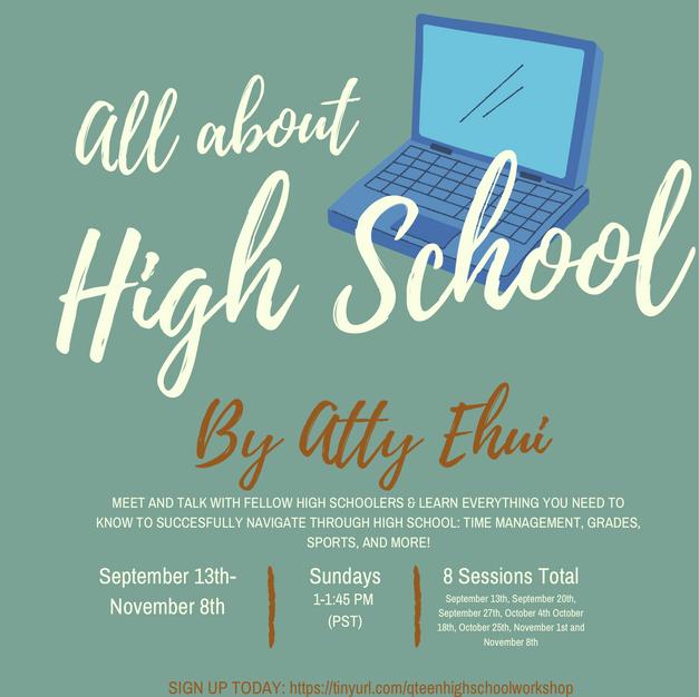 High School Survival Guide Workshop