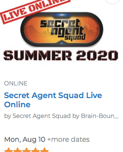 Secret Agent Squad Online Games