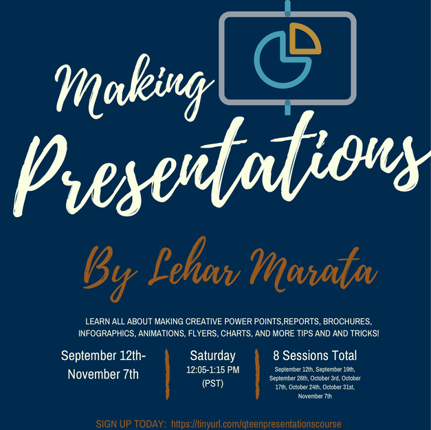 Creating Presentations (Visme) Course