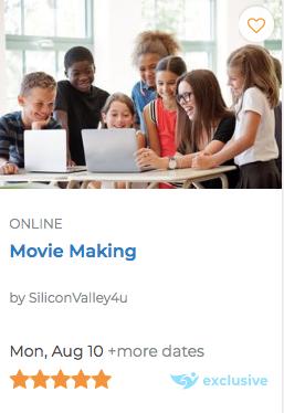 Movie Making Camp