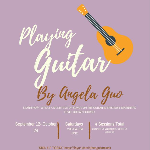 Guitar Playing Workshop