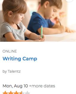 Writing Camp