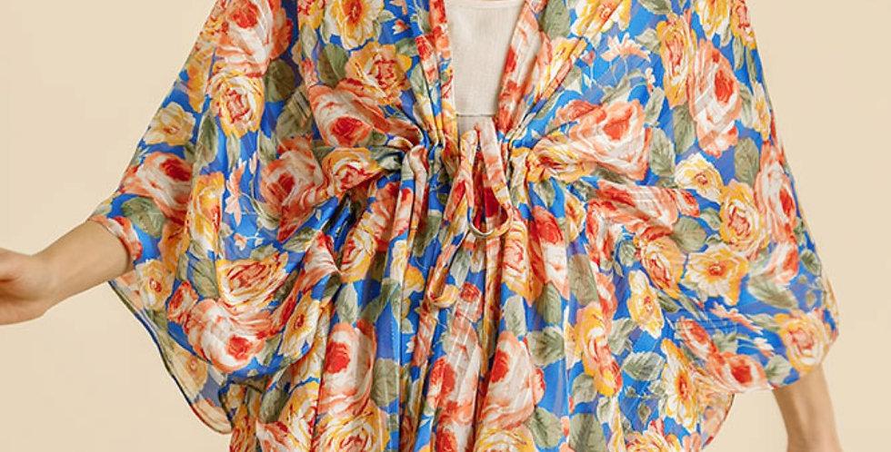 Garden Party Kimono UMG#0011