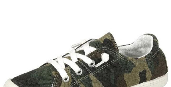 Camo Sneaker -022