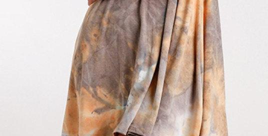 Tie Dye Dress-Umg
