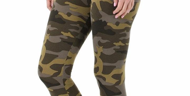 Army Camo Leggings #0022 Z