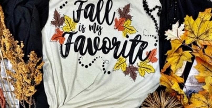 Fall Favorite Tee