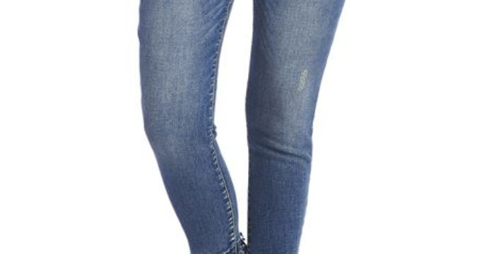 Cross Fringe Jeggings- CC