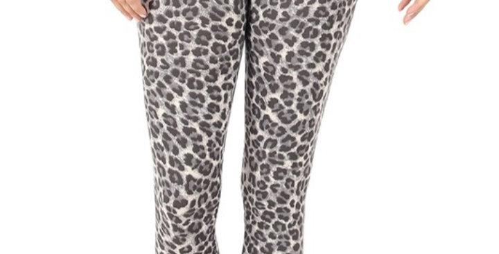 Snow Leopard Leggings #0022 Z