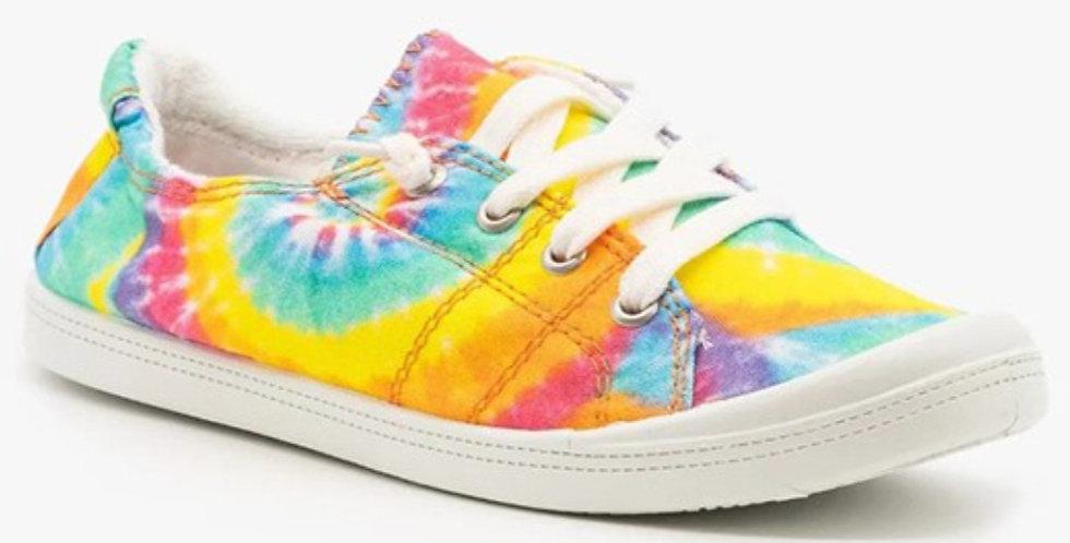 Tie Dye Sneakers -022