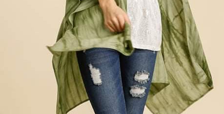 Green Kimono UMG #0011