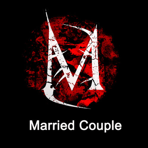 Married couple FULL BOARD Meltdown Ticket