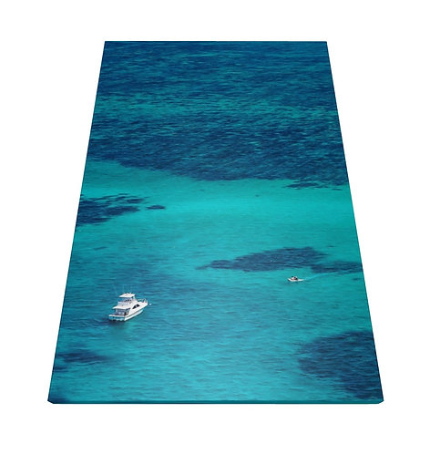 Great Barrier Reef - Wooden Canvas Print