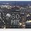 Thumbnail: Go Pats - New England Patriots - Wooden Canvas Print