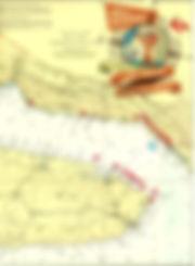 Bikini Dive Map Locations