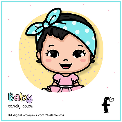baby candy color kit 2
