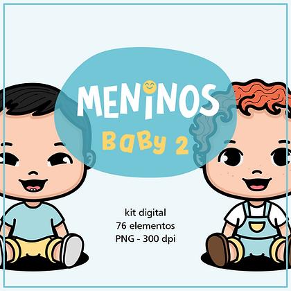 kit meninos - baby 2