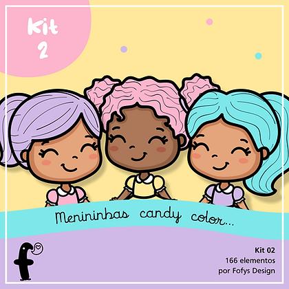 menininhas candy color kit 2