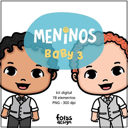 Kit Meninos - Baby 3