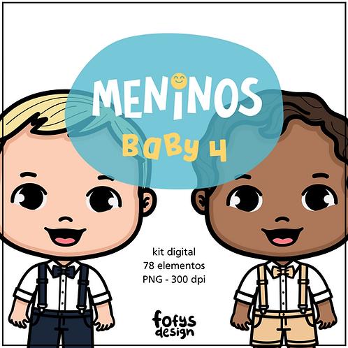 Kit Meninos - Baby 4