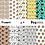 Thumbnail: Kit papéis e cliparts Doguinhos