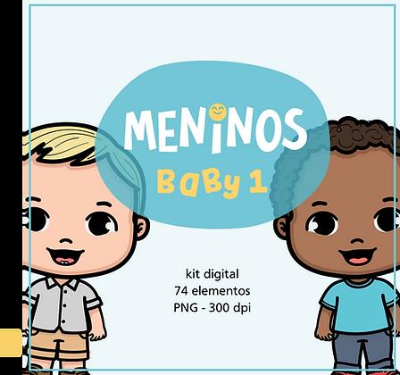 kit meninos - baby 1