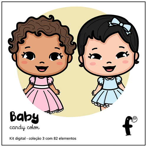 Baby Candy Color kit 3