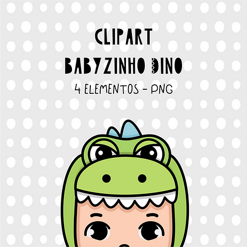 Babyzinho Dino