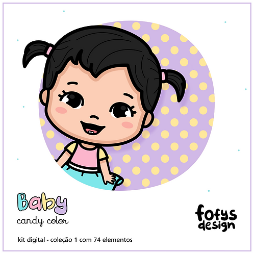 Baby Candy Color kit 1