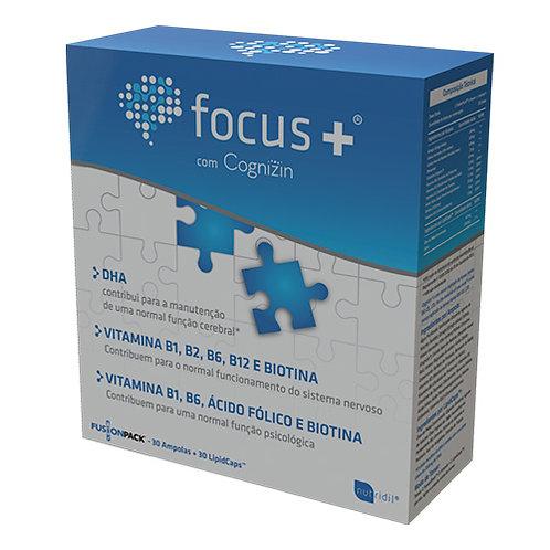 Focus+ com Cognizin FusionPack