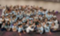 Students at AMEC 2018