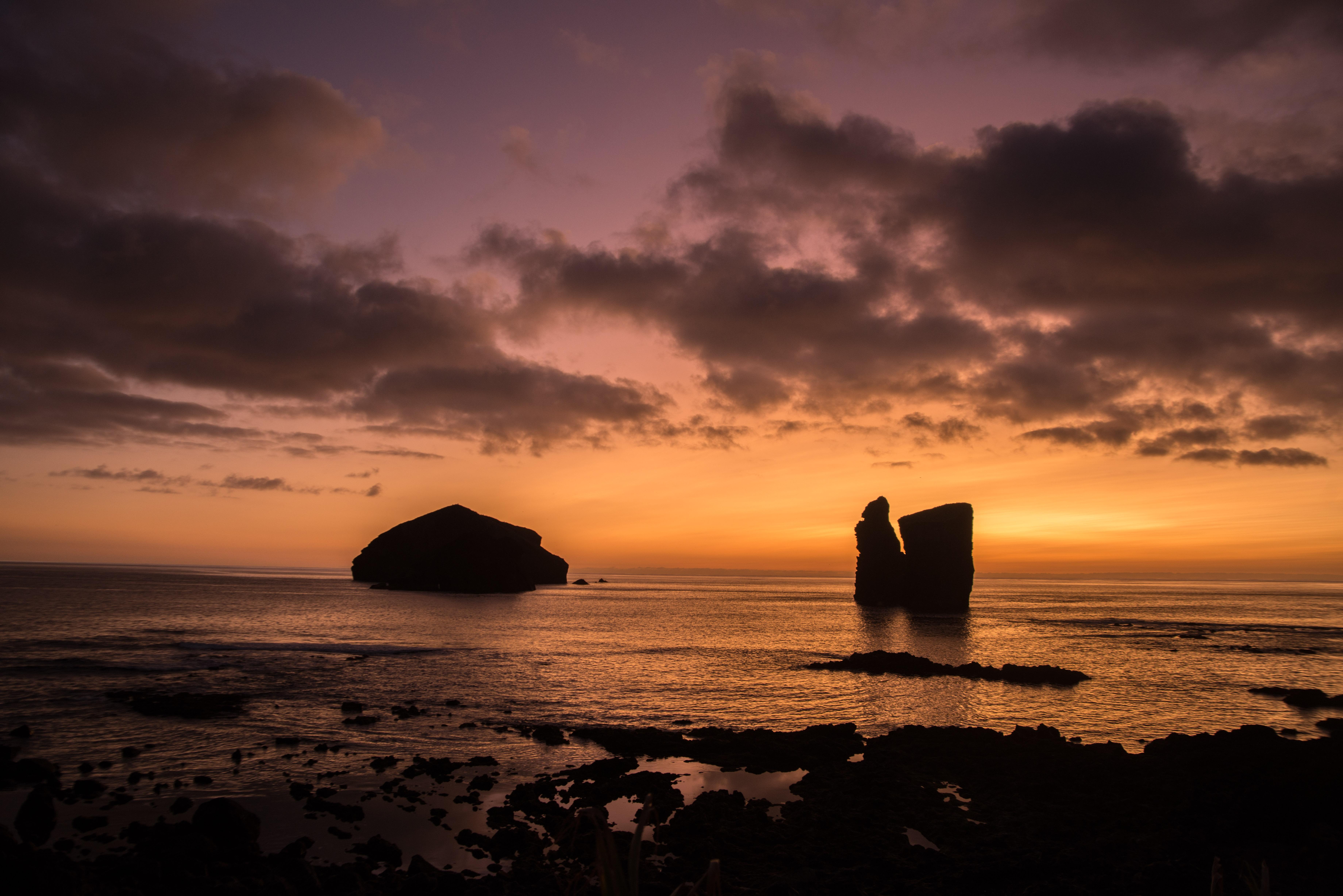 Mosteiros sunset