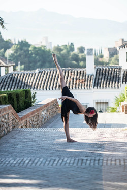 Un paseo por Granada...