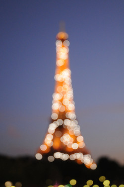 Eiffel's Bokeh