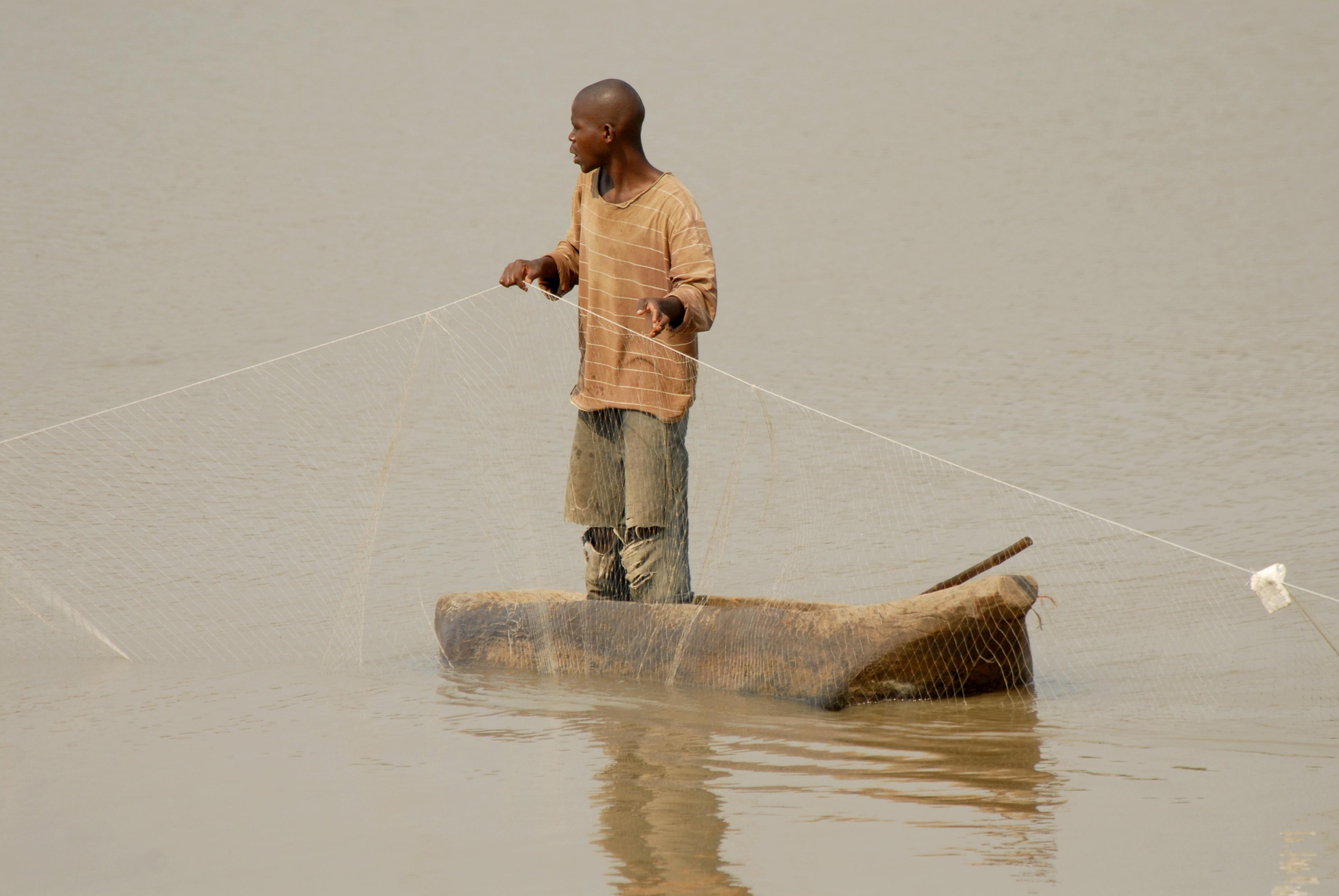Artisanal fishing gear